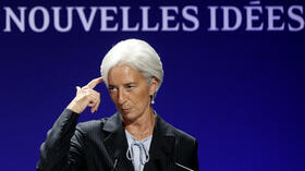 Die Direktorin des Internationalen Währungsfonds (IWF), Christine Lagarde. Quelle: dapd