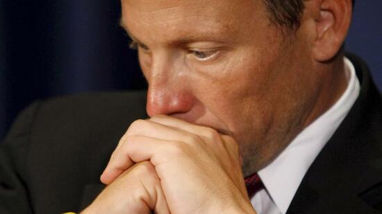 Lance Armstrong auf fast 100 Millionen Dollar verklagt