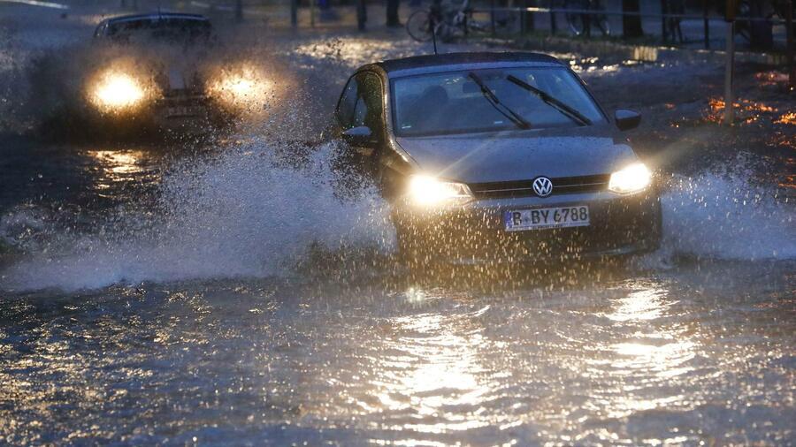 Berlin Unter Wasser