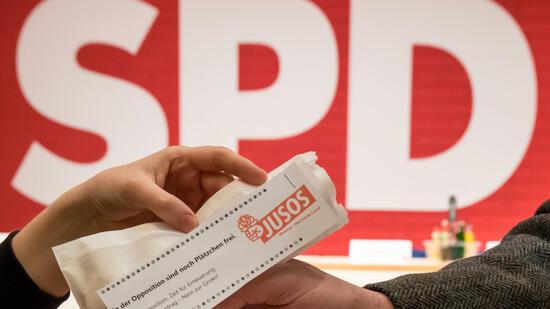 SPD in NRW warnt Parteispitze vor GroKo