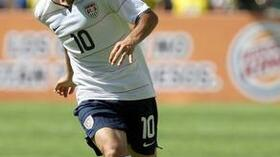 Landon Donovan trat am Mittwoch mit den USA in Mexiko an. Foto: Bongarts/Getty Images Quelle: SID