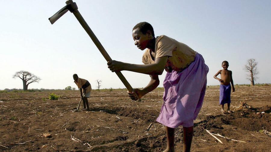 Afrikas Bevölkerung wird sich vervierfachen