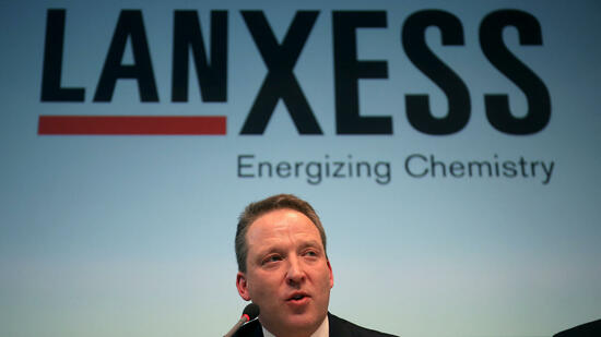 Lanxess-Chef