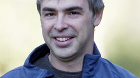 Larry Page ist CEO des Internetkonzerns Google. Quelle: dapd