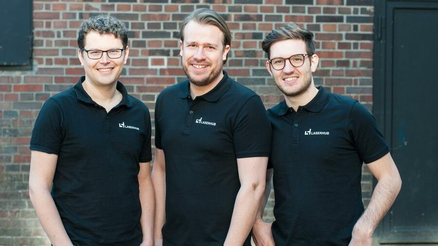 Start-up Laserhub – Der Flixbus der Blechindustrie