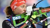 Biathlon: Biathlon-Star Dahlmeier:Kein Olympia-Start um jeden Preis