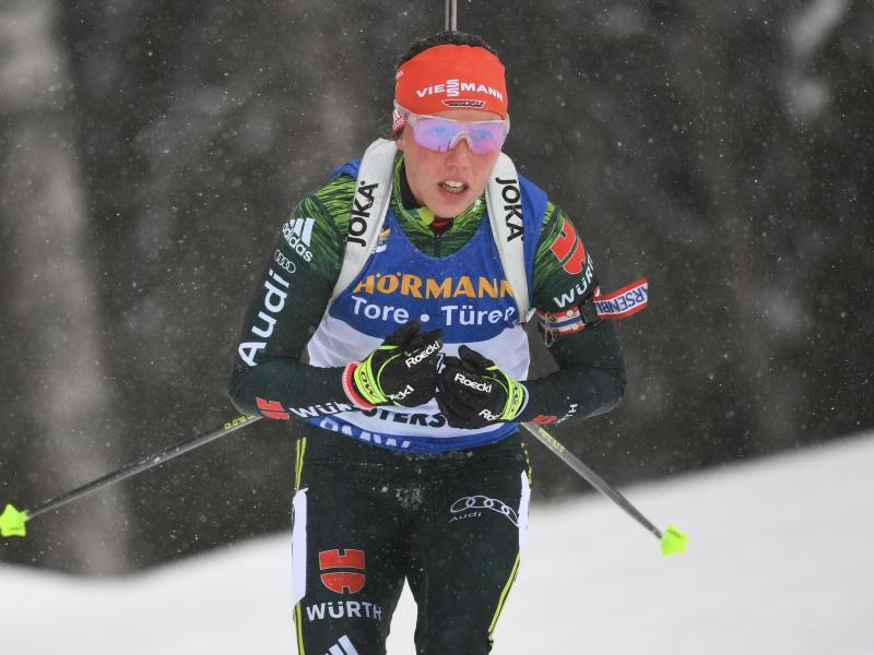 Dahlmeier entscheidet im Frühjahr über Karriere-Fortsetzung