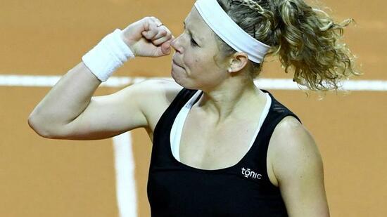 Tennis: Siegemund kämpft um Turniersieg in Stuttgart