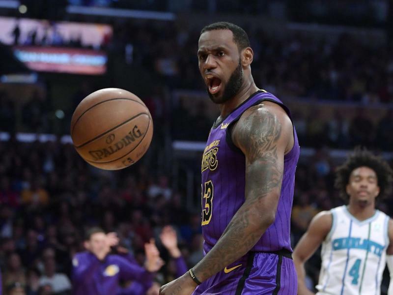 Basketball-Star James beendet NBA-Saison vorzeitig
