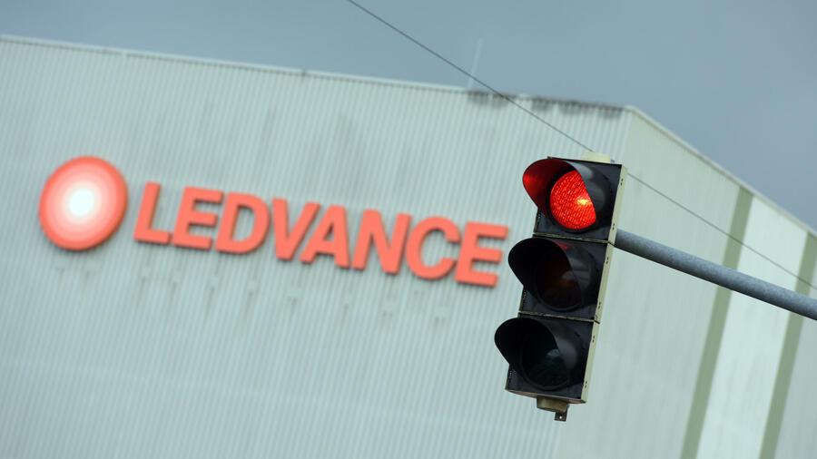 Ledvance Lampenhersteller Streicht 1300 Jobs