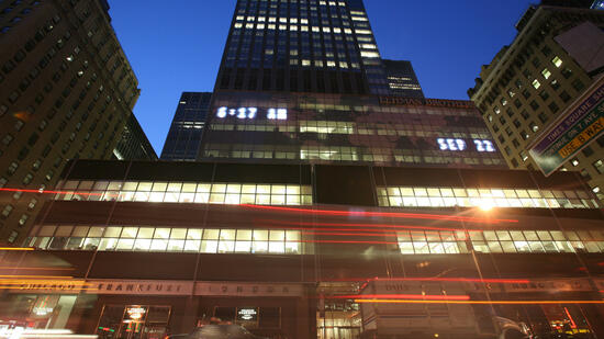 Lehman Brothers in New York