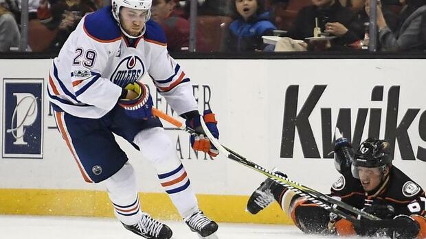 Eishockey: Niederlage für Edmonton in NHL - Kein Comeback von Draisaitl