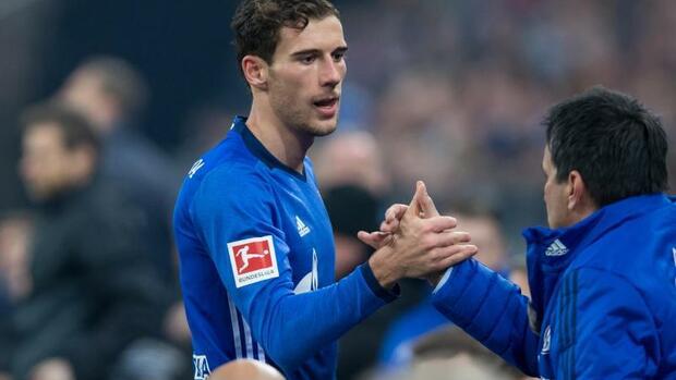 Fußball: Mit Goretzka in der Startelf: Schalke nur 1:1 gegen Hannover