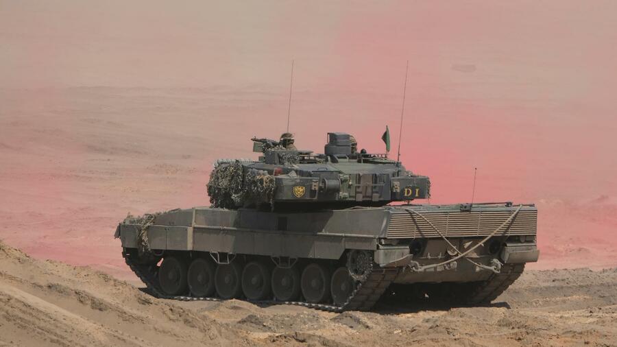 Bei KMWs milliardenschweren Panzerdeal floss womöglich auch Geld an Katars Herrscherfamilie