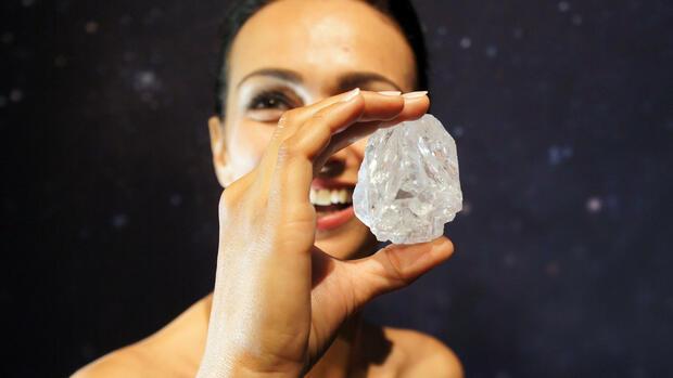 auktion ohne ergebnis gr ter diamant der welt findet. Black Bedroom Furniture Sets. Home Design Ideas