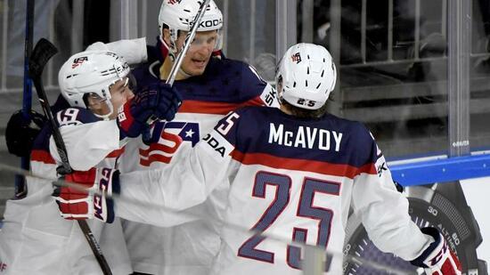 USA bei WM fast im Viertelfinale