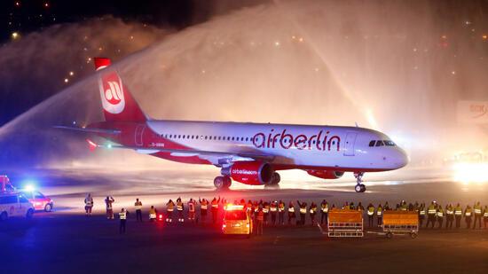 Kritik an Lufthansa wegen Preiserhöhungen nach Air-Berlin-Insolvenz