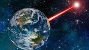 Weltraum: Starke Laser könnten Außerirdische anlocken