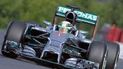 Motorsport Formel 1: Formel 1: Hamilton im Training vor Rosberg - Vettel erster Verfolger