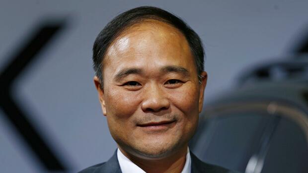 Daimler-Großaktionär Li Shufu fordert Auslotung von Allianzen