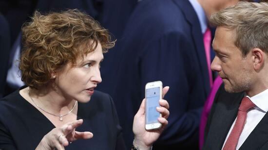 FDP-Generalsekretärin attackiert VW-Chef Müller als