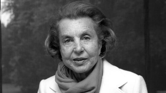Sie war reichste Frau der Welt | L'Oréal-Milliardärin Liliane Bettencourt ist tot