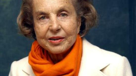 Liliane Bettencourt: