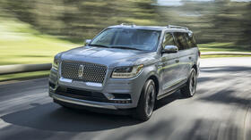 Lincoln Navigator - Great … again Quelle: Lincoln