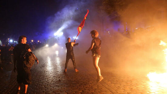 G20: Journalisten klagen wegen Akkreditierungsentzug
