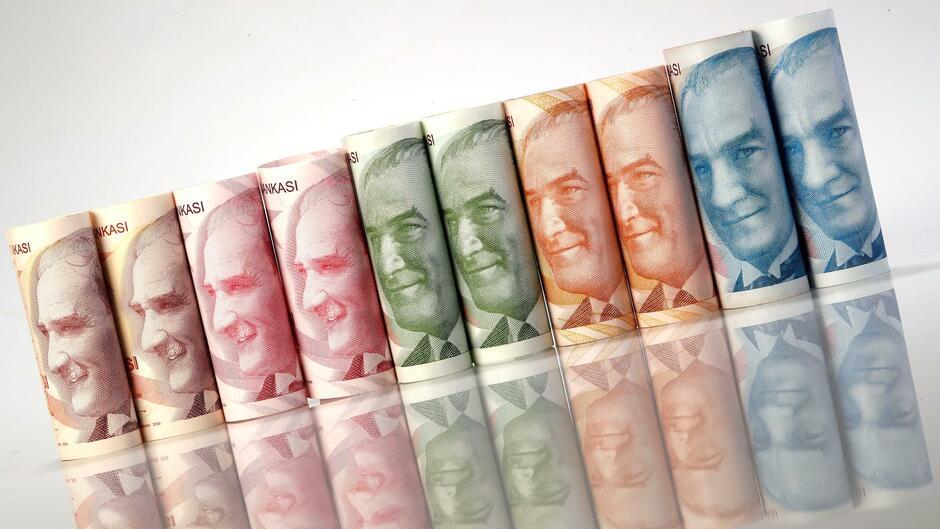 Türkei: Aus diesen drei Gründen reagiert die Lira noch gelassen