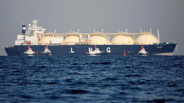 Gasmarkt: Mehr Angebot als Nachfrage – die LNG-Blase droht zu platzen