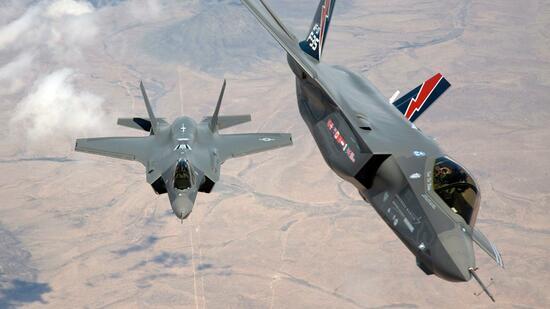 Trump verkauft Kampfjets - die nur im Ego-Shooter