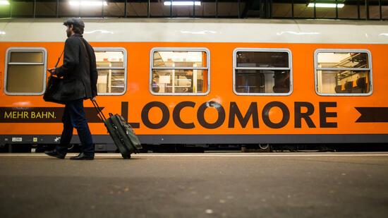 Insolventes Bahn-Startup: Locomore findet einen Käufer - und rollt bald wieder