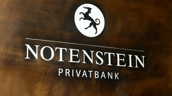 Logo der Notenstein Privatbank