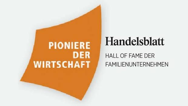 hall of fame 2011 der familienunternehmen 187 handelsblatt