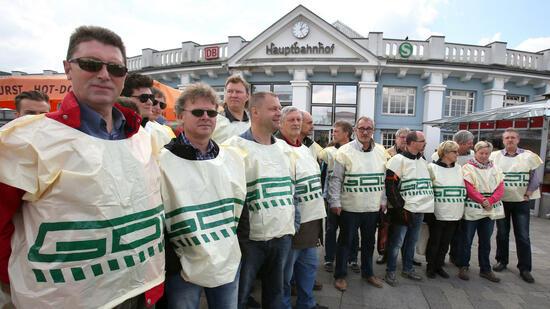 Karlsruhe verkündet Urteil zur Entmachtung kleiner Gewerkschaften