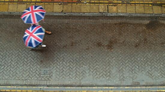 London vor dem Brexit