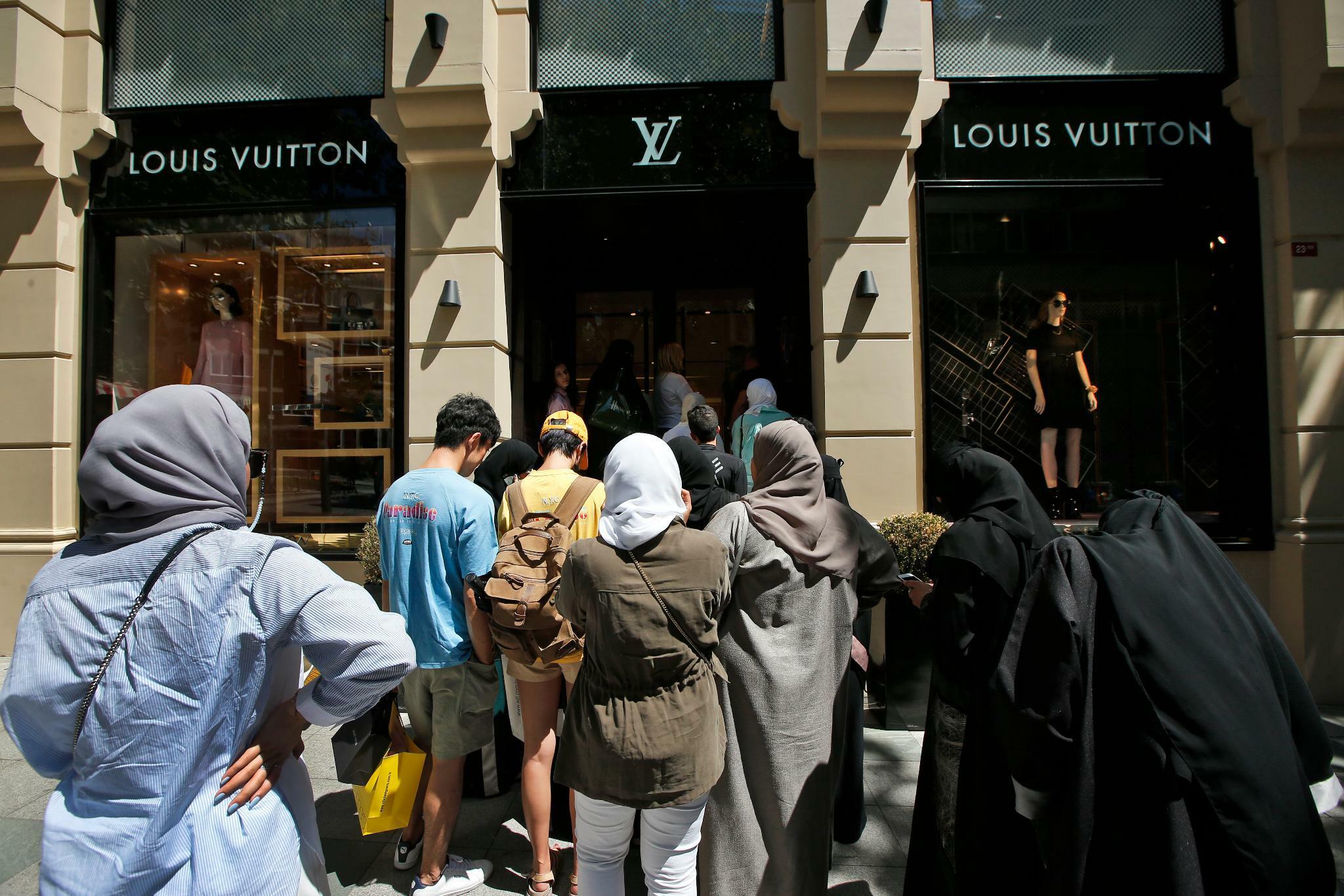 Luxusmarken Werden In Der Turkei Zum Schnappchen