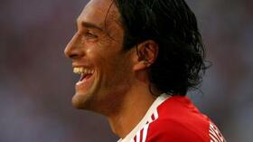 Luca Toni. Foto: Bongarts/Getty Images Quelle: SID