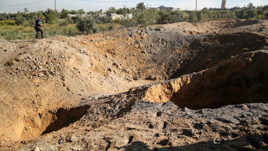 Luftangriffe auf Gazastreifen nach Explosion von Sprengsatz an Grenze zu Israel