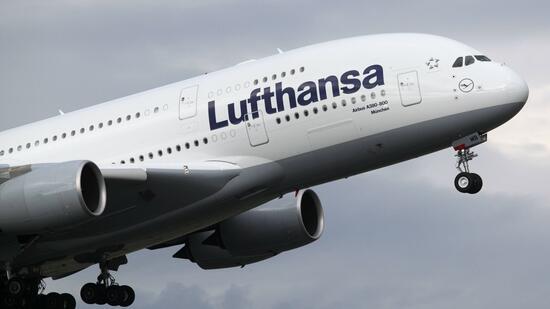 Lufthansa verlegt fünf Super-Jumbos von Frankfurt nach München