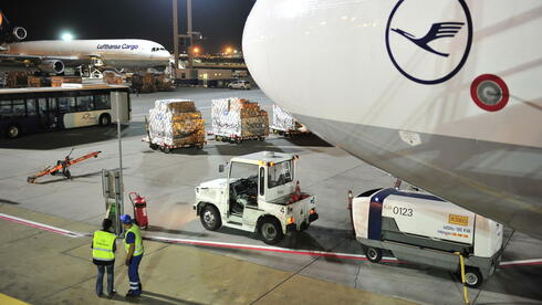 Anfahrt Lufthansa Cargo Center Frankfurt Tor - m