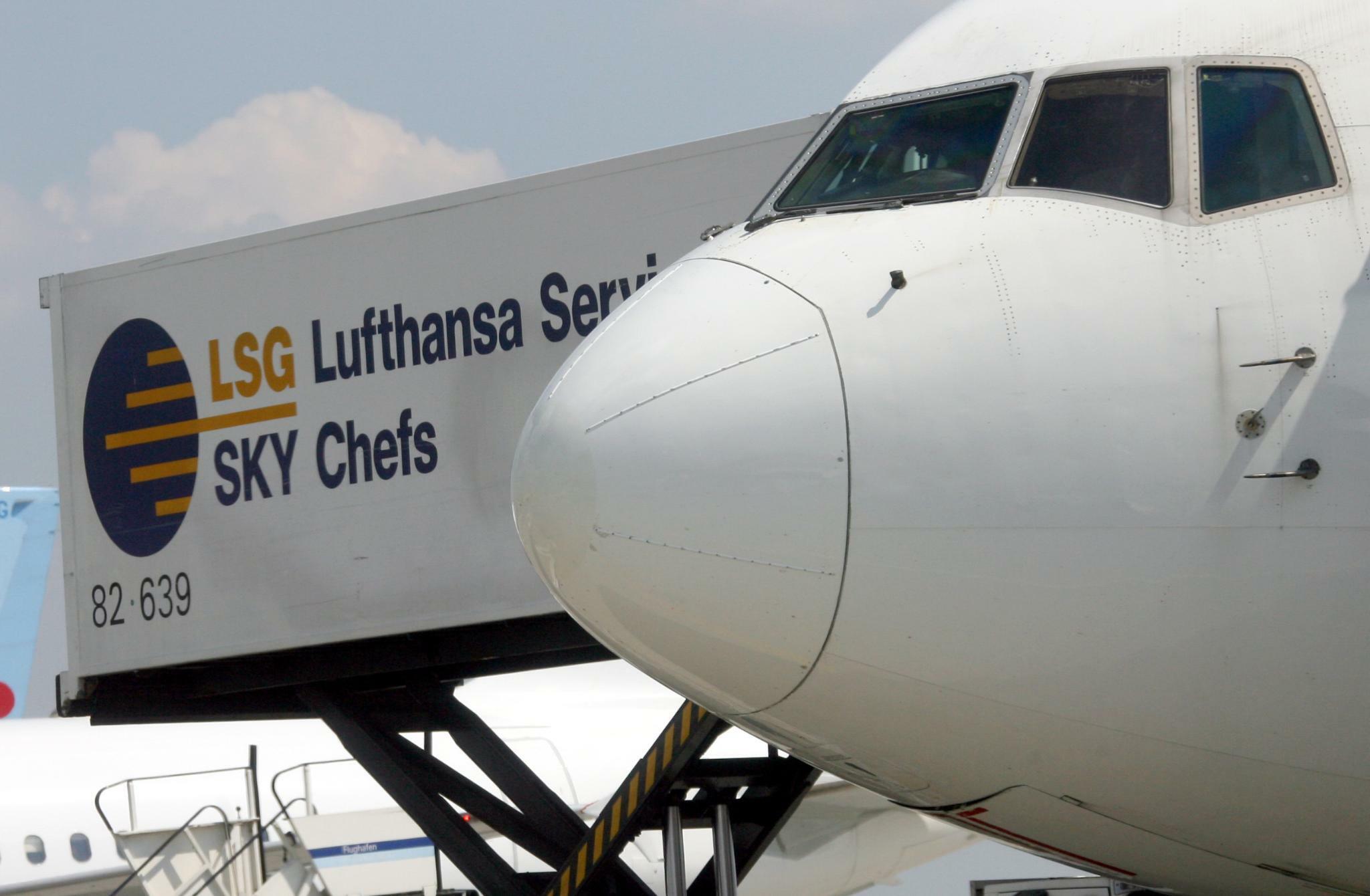 Verdi ruft zu Protesten gegen Verkauf von Lufthansa-Tochter LSG auf