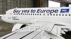 """""""Dì sì all'Europa."""" Fonte: Lufthansa"""