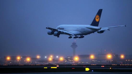 Lufthansa streik weihnachten 2014