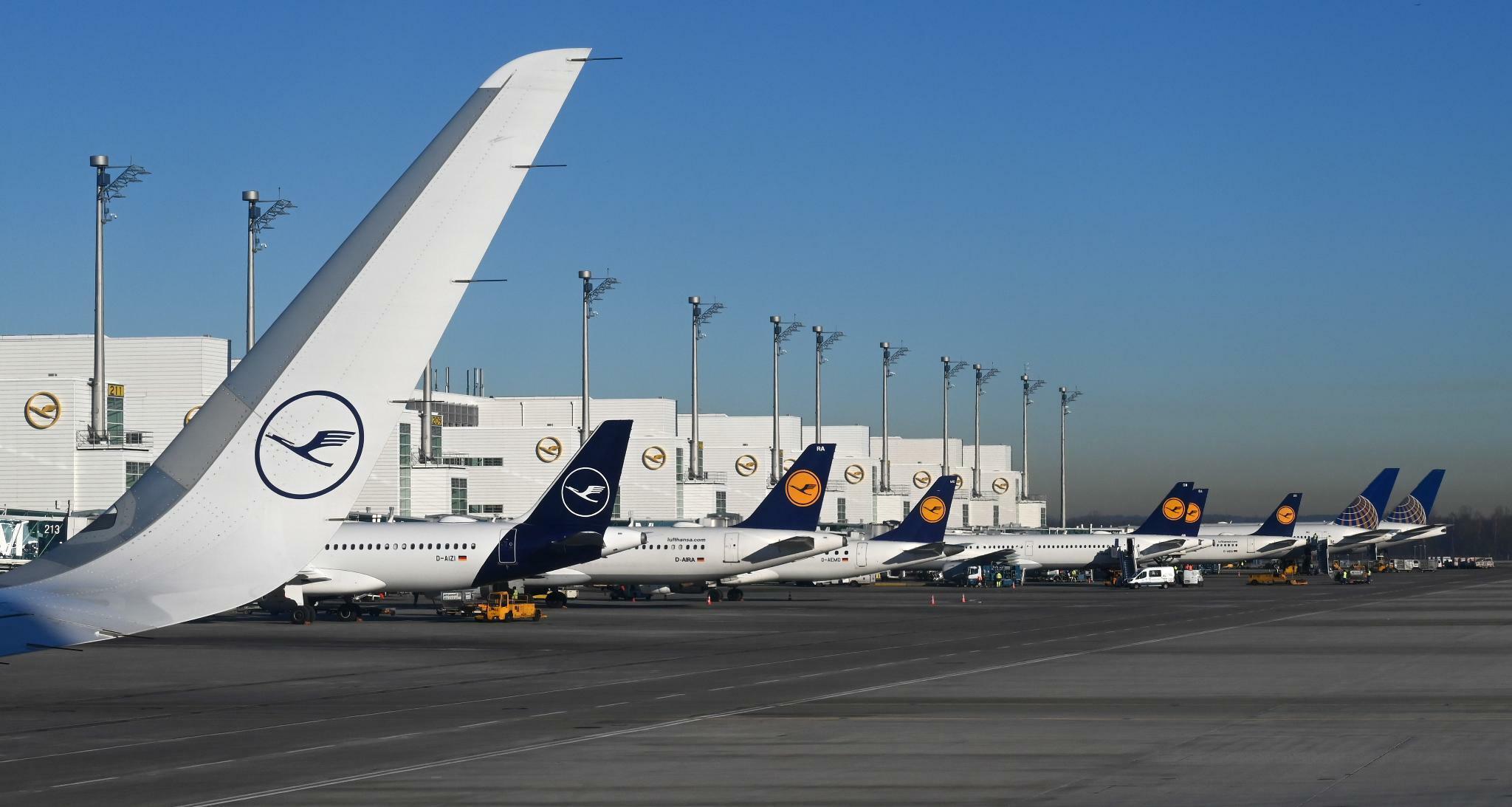 UFO bricht Streikvorbereitungen bei der Lufthansa ab