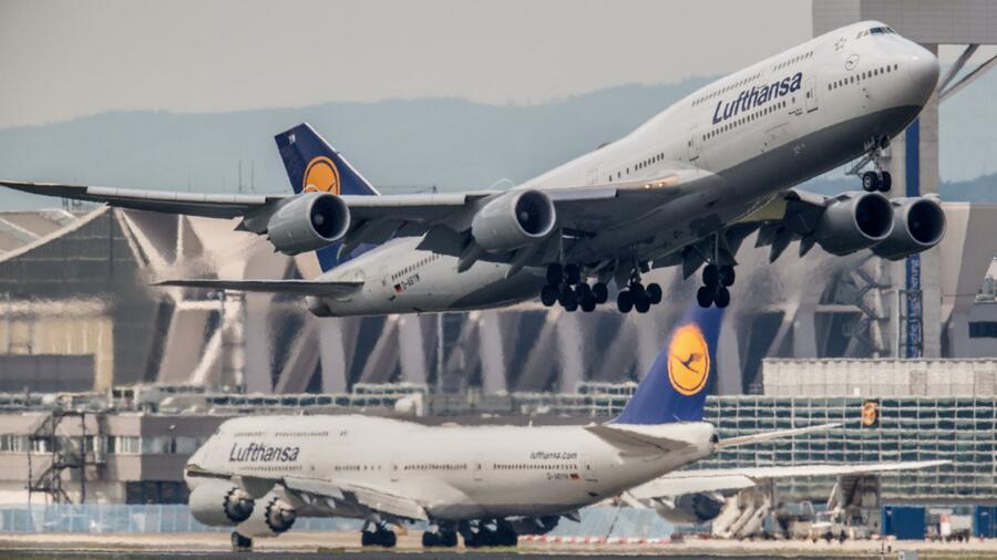 Frankfurt Flüge Heute