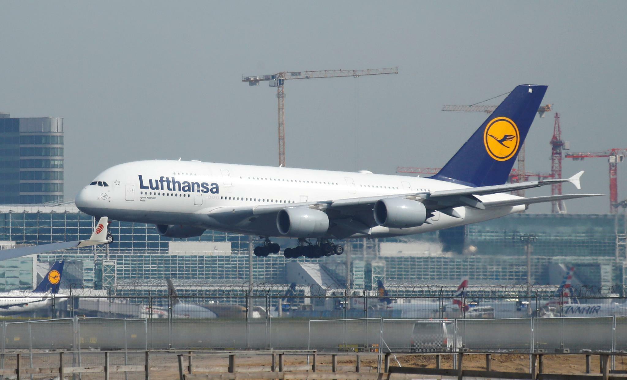 Lufthansa will Statusklage gegen Gewerkschaft Ufo zurückziehen