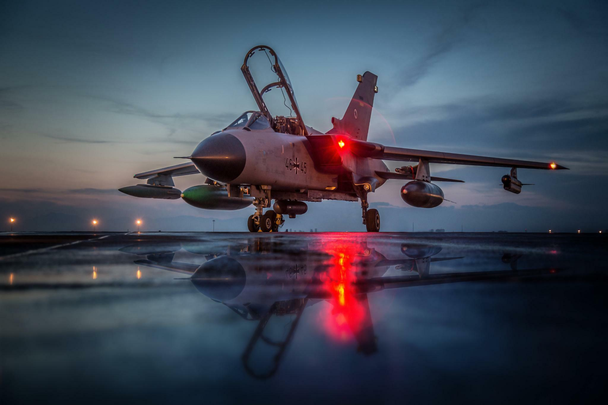 Nato: Bundeswehr trainiert Verteidigung mit Atomwaffen