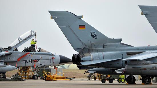 Bundeswehr verlegt Tankflugzeug von Incirlik nach Jordanien